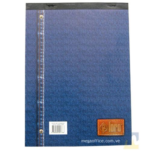 Block Cuadriculado de 40 Hojas en MegaOffice.com.ve