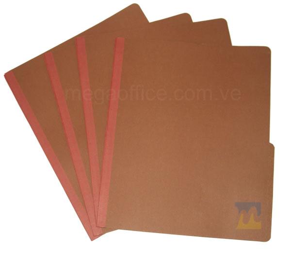 Carpeta de Fibra 2da tamaño Carta en MegaOffice.com.ve