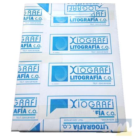 Papel p/fotocopiadora t/carta x 250 Hojas (Media Resma)