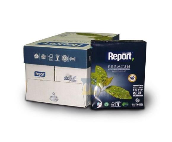 Papel para Fotocopiadora Report Tamaño Carta en MegaOffice.com.ve
