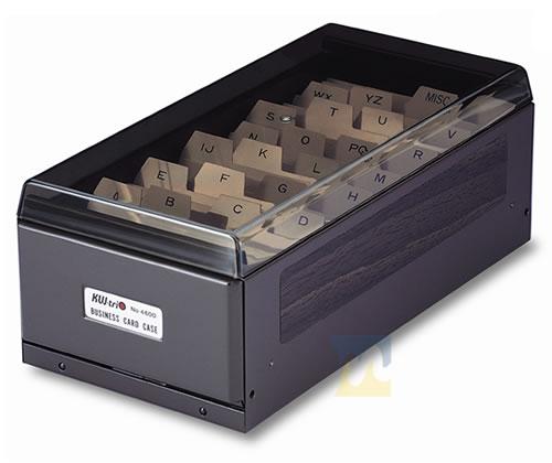 tarjetero escritorio kw trio met lico 400 t en megaoffice