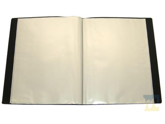 Carpeta para Catálogo de 20 hojas en MegaOffice.com.ve